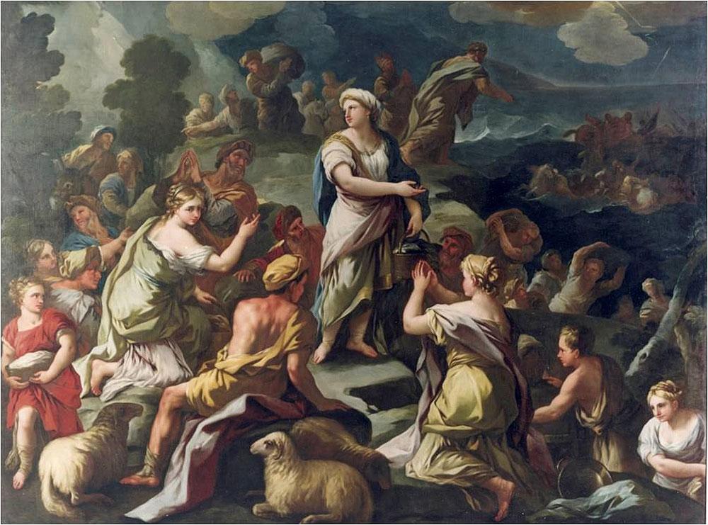 Basilica di Collemaggio, avviato il restauro di dipinti grazie a donazione: torneranno al suo interno