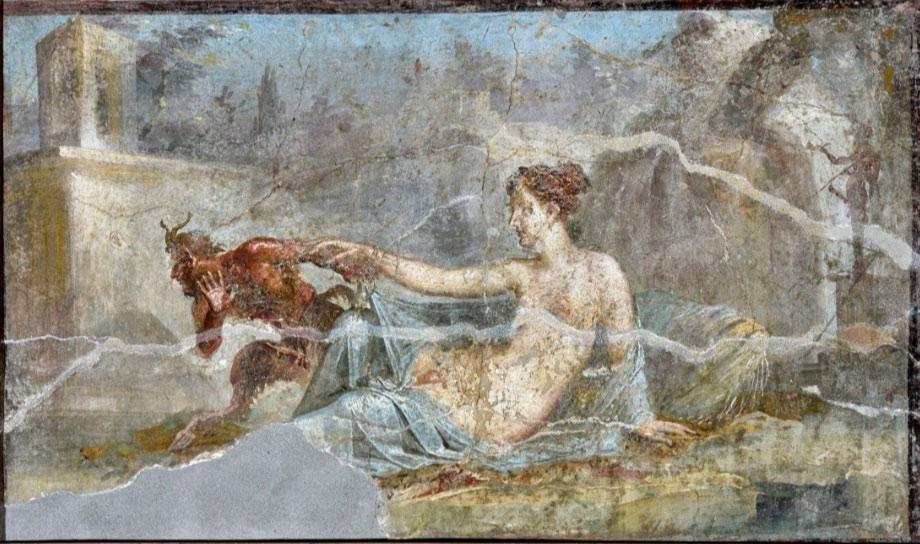Napoli, dopo un anno e mezzo riapre il Gabinetto Segreto del Museo Archeologico Nazionale