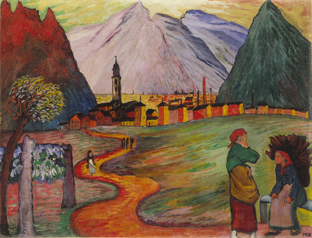 Il MASI di Lugano dedica una mostra all'evoluzione dell'arte in Ticino tra Ottocento e Novecento