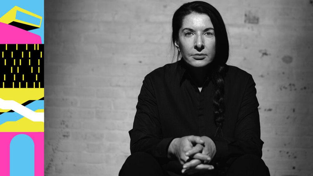 Marina Abramović incontrerà il pubblico al MAXXI di Roma per un talk speciale