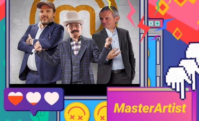 """Via al talent Master Artist: """"un MasterChef dell'arte: per il pubblico sarà molto interessante"""""""