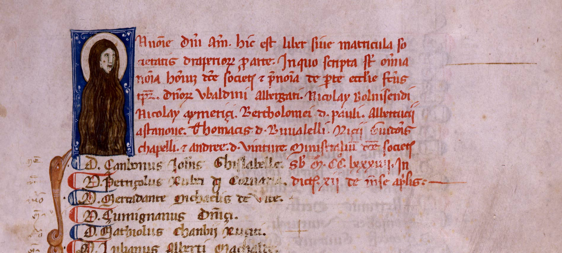 A Bologna una mostra su Dante e il suo interesse per l'arte della miniatura