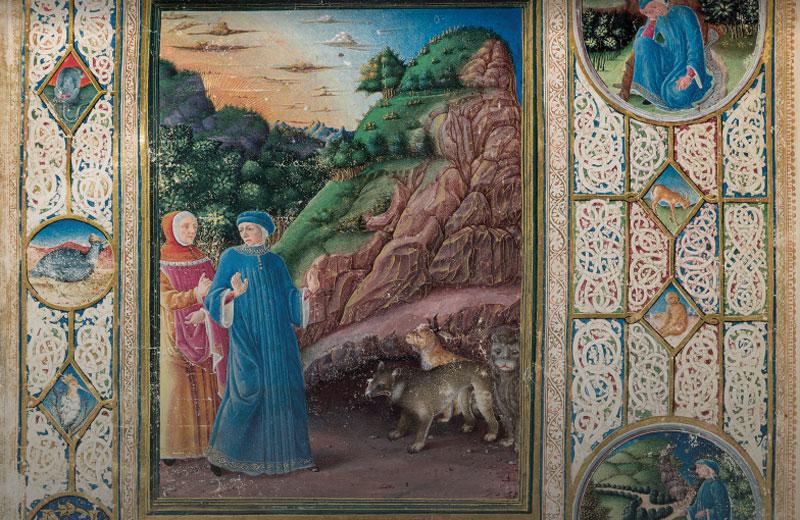 Dante Urbinate, la Divina Commedia più bella e preziosa: ecco com'è