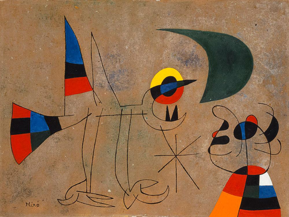 Quest'autunno la Fondazione Magnani-Rocca ospiterà una grande mostra su Miró