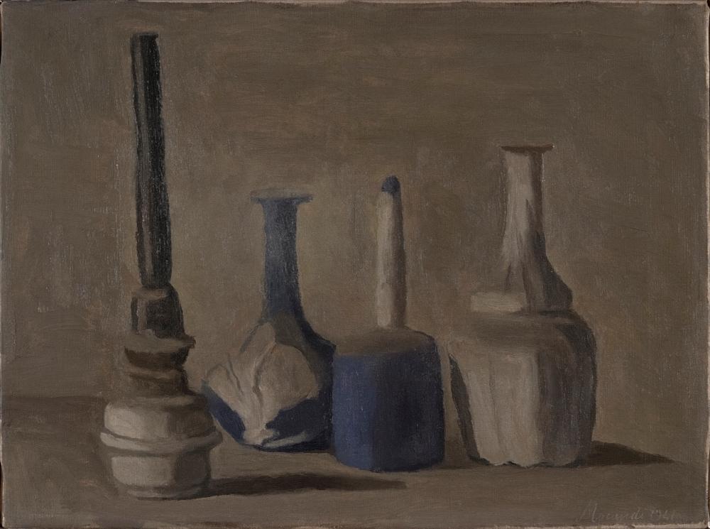 Le opere di Morandi volano in Brasile e in Spagna e a Bologna il museo si rifà il look