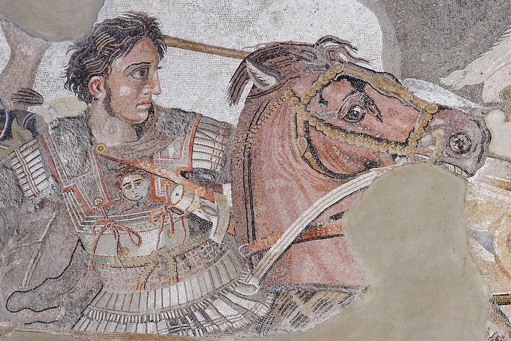 MANN, nuove tecnologie e avatar per raccontare il mosaico di Alessandro e la battaglia di Isso