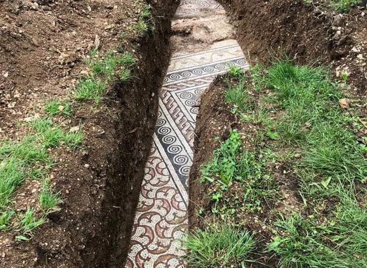 Villa dei Mosaici di Negrar, termina la prima parte degli scavi: diventerà un parco archeologico