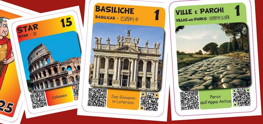 Nasce un gioco di carte per far conoscere musei e opere d'arte a bambini e ragazzi