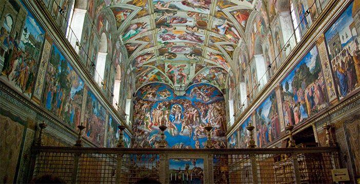 Arte in tv dal 24 al 30 maggio: Churchill pittore, il Louvre e i Musei Vaticani