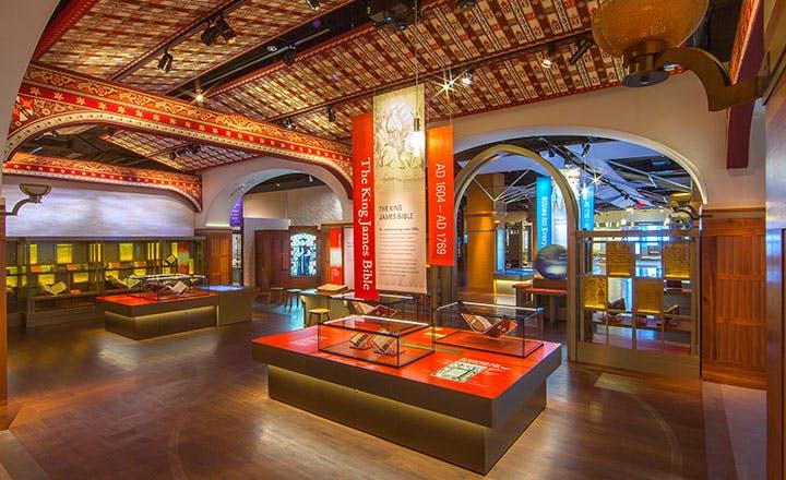 Washington, il Museum of the Bible restituisce all'Egitto 5.000 oggetti antichi
