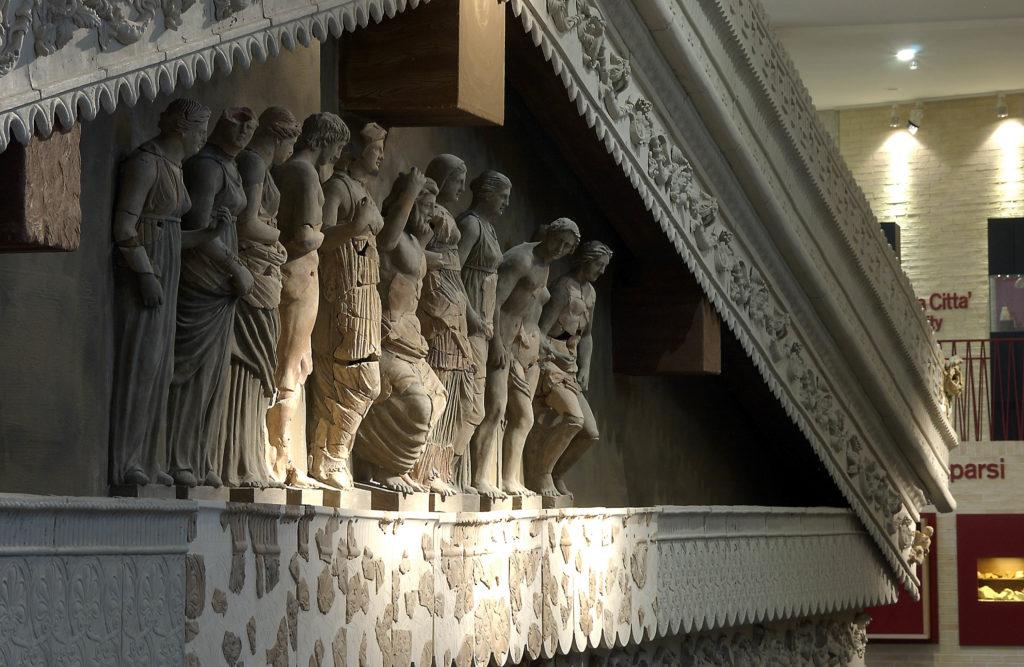 """""""Ecco perché il Museo Nazionale di Chieti rimane chiuso"""". Parla la direttrice regionale"""