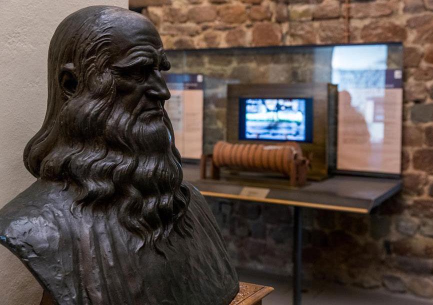 Vinci, al Museo Leonardiano un ciclo di incontri sulle invenzioni di Leonardo