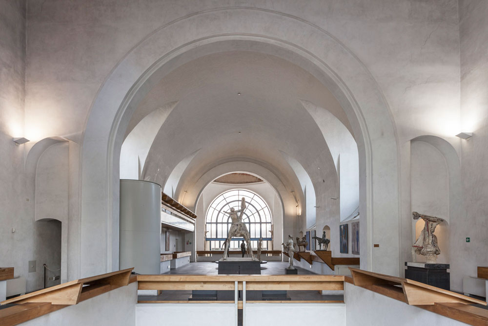 Il Museo Marino Marini partecipa alla prima Biennale dei Musei in India e nel mondo