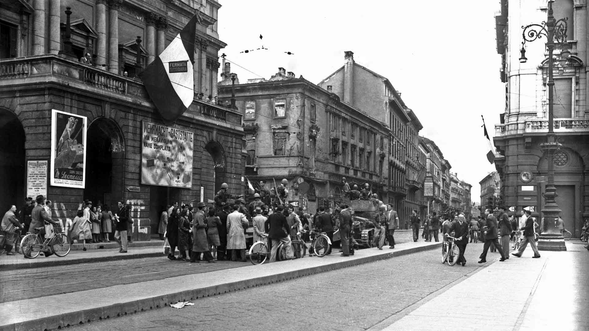 Il Museo Nazionale della Resistenza di Milano va oggi online in attesa di aprire nel 2025-26