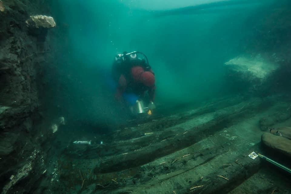 Egitto, scoperta nella baia di Abukir un'importante nave militare affondata