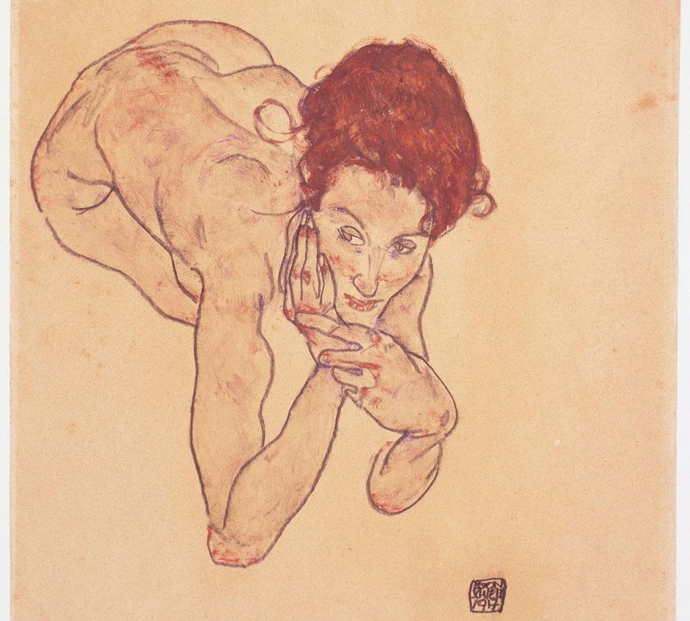 Opera di Schiele trafugata dai nazisti torna agli eredi del suo dentista