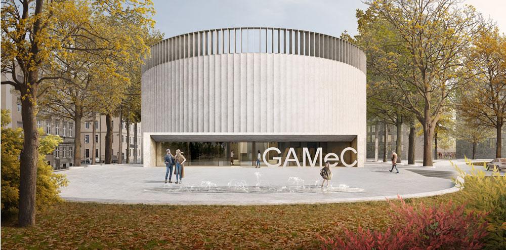 La nuova GAMeC avrà sede nel nuovo Palasport. Al via i cantieri nel 2022
