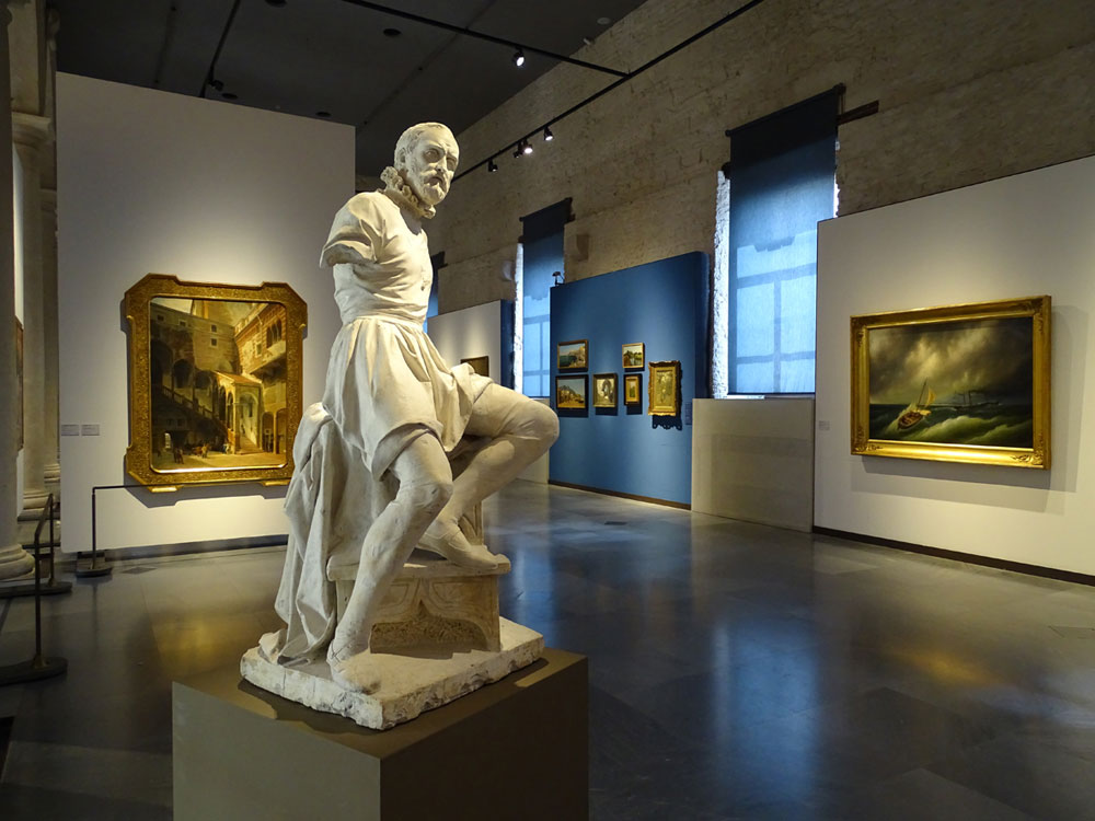 La Gam di Verona si rinnova: nuovo allestimento con inediti dedicato alla modernità