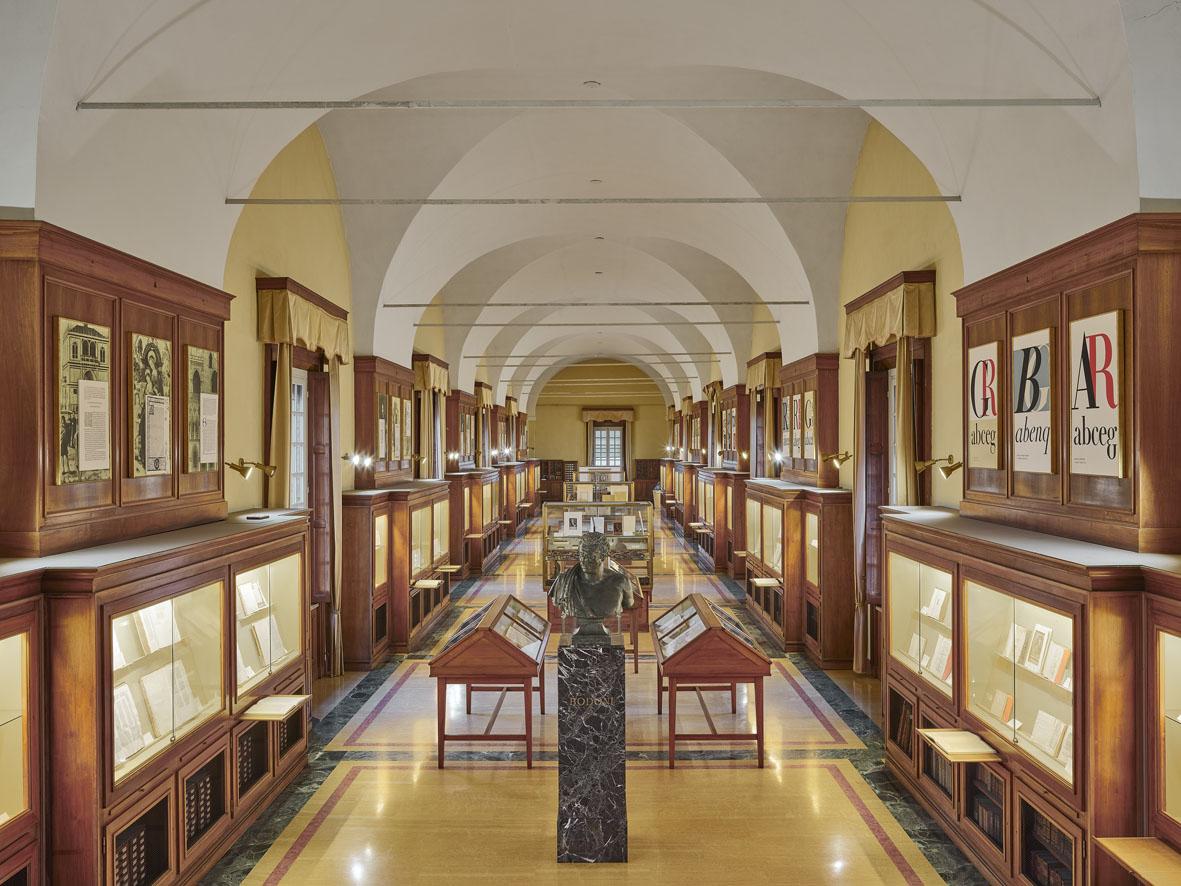A Parma apre il nuovo Museo Bodoniano: ecco come si presenta il più antico museo della stampa