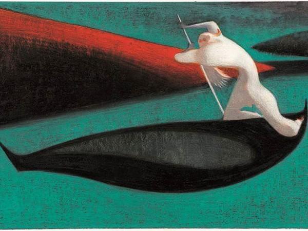 L'Inferno dantesco illustrato dal fumettista Lorenzo Mattotti: mostra in Val d'Aosta