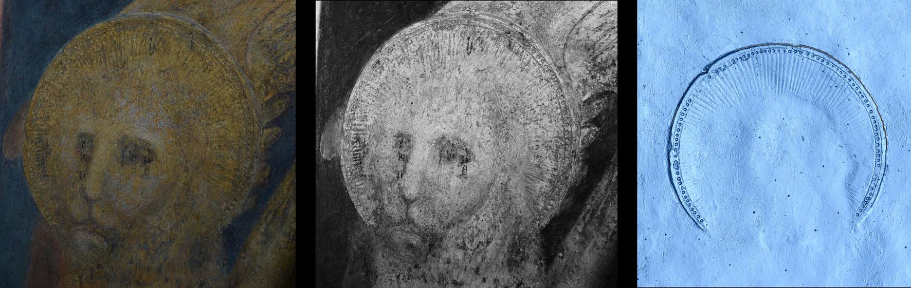 Padova, a Palazzo della Ragione individuate tracce degli affreschi del '300 distrutti