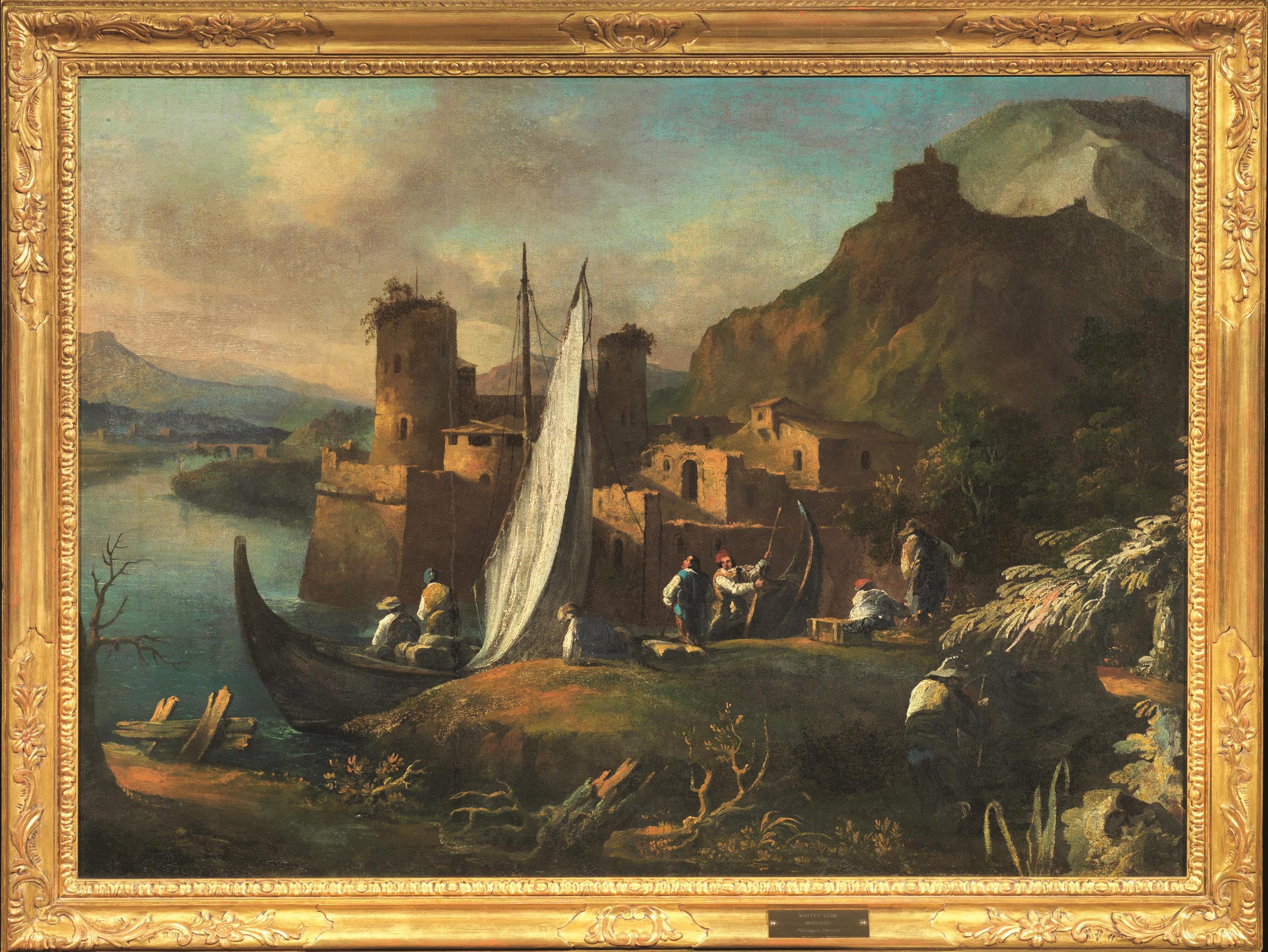 Aste dal 7 al 13 aprile: Dipinti del XVIII secolo, antiquariato e gioielli