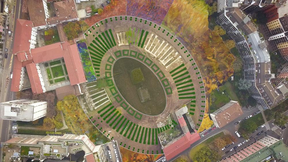 Milano avrà il suo Colosseo... vegetale entro il 2022