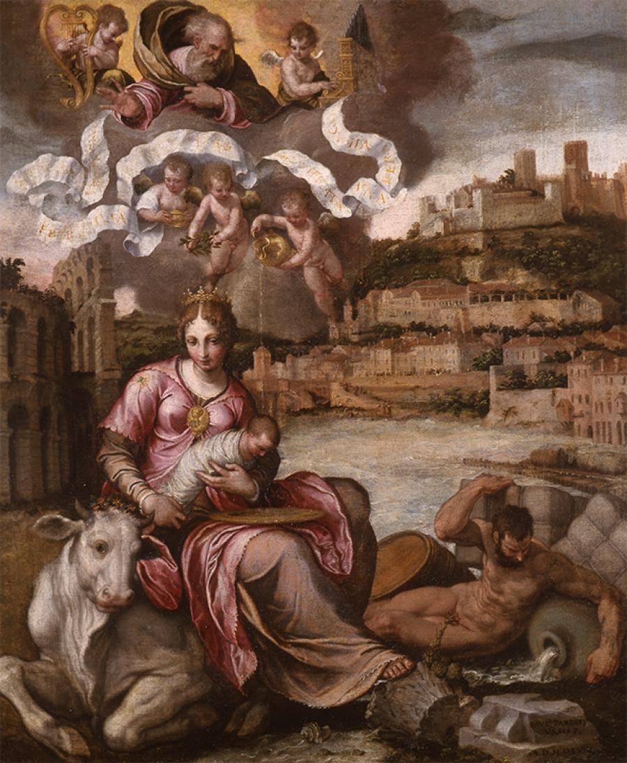Verona, il Museo di Castelvecchio acquisisce un importante e raro dipinto di Paolo Farinati