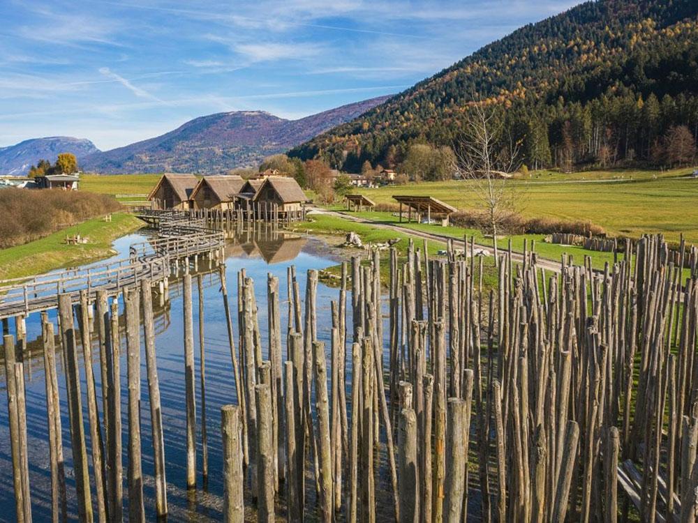 Nasce il Parco Archeo Natura a Fiavé, nel sito palafitticolo Patrimonio Unesco di 3500 anni fa