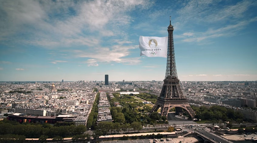 Parigi lancia il video di presentazione delle Olimpiadi 2024. Si parte dai musei!