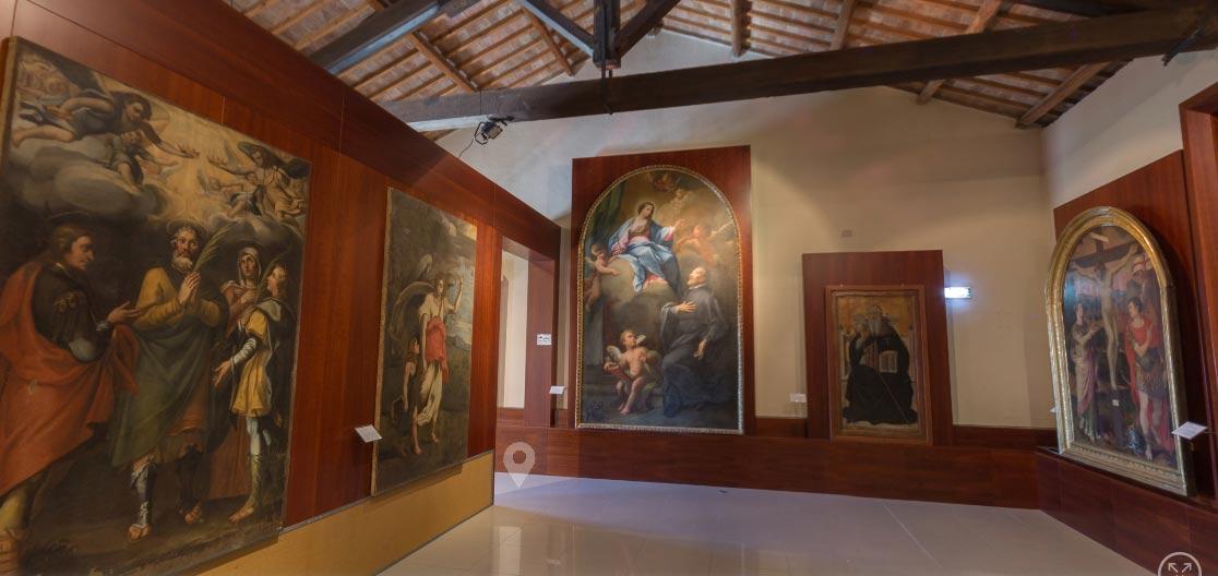 Nasce UmbriaBOX, un sito per entrare nei musei dell'Umbria e scoprire i loro capolavori