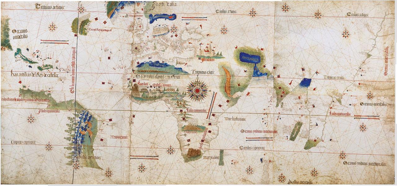 Milano, trovata in manoscritto del 1340 una menzione dell'America 150 anni prima di Colombo