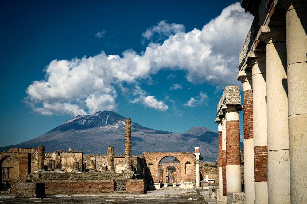 Il Parco Archeologico di Pompei farà tamponi gratuiti ai visitatori senza green pass