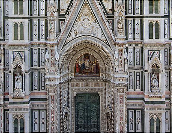 Firenze, al via il restauro della Porta dei Cornacchini, a cui legata un'antica leggenda