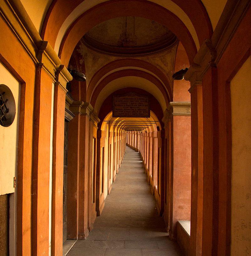I portici di Bologna sono da oggi Patrimonio Mondiale dell'Umanità
