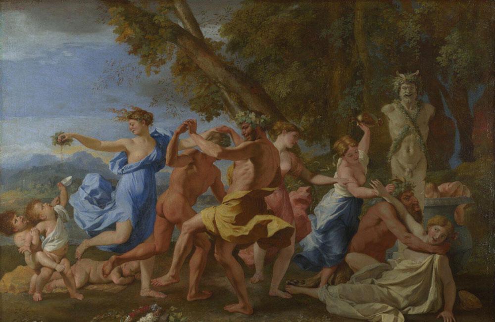 Poussin e la danza: la National Gallery annuncia una mostra sul tema