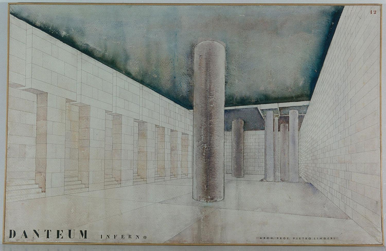 Urbino, in mostra il Danteum, l'edificio che doveva omaggiare Dante nell'Italia fascista