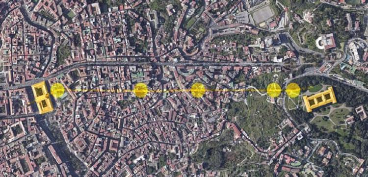 Napoli: una funivia potrebbe collegare il Mann a Capodimonte in soli sei minuti