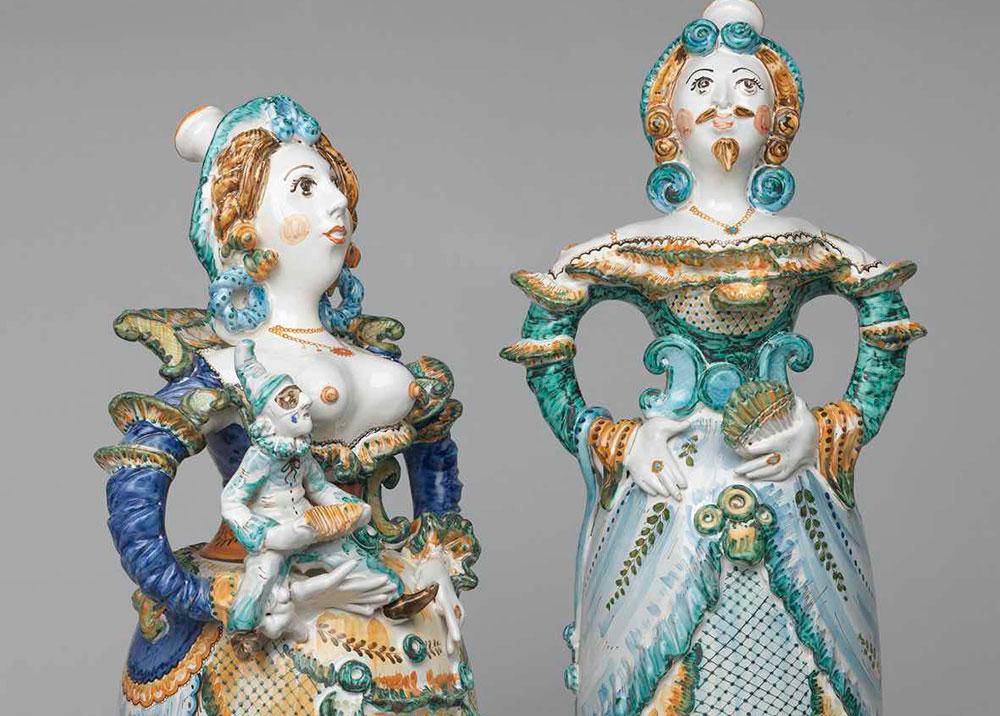 Riapre il quartiere delle ceramiche di Grottaglie con oltre 50 botteghe artigianali