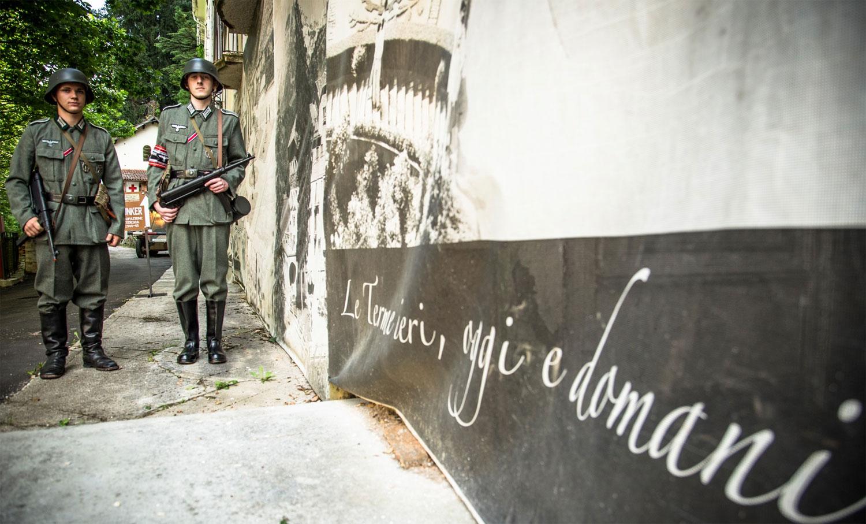 In Veneto apre un bunker-museo immersivo con figuranti vestiti da soldati della Wehrmacht