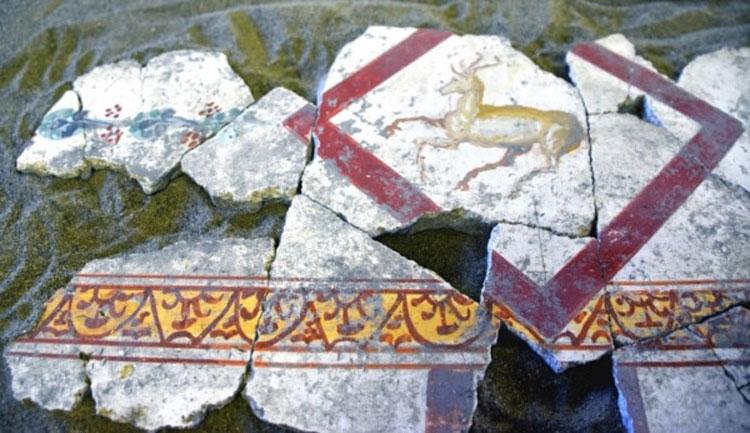 Pompei, per la prima volta un robot ricompone migliaia di frammenti di affreschi