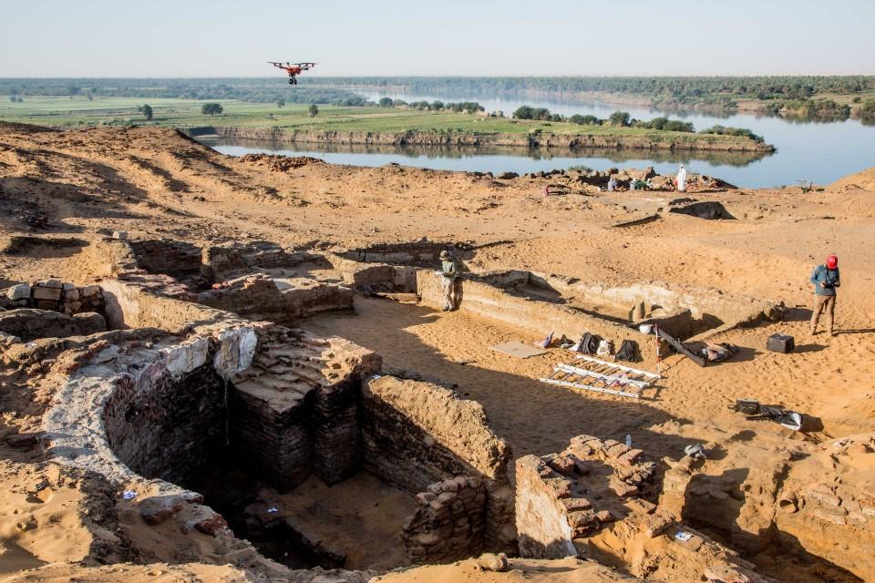 Sudan, scoperti i resti di un'imponente cattedrale: forse è la più grande dell'antica Nubia