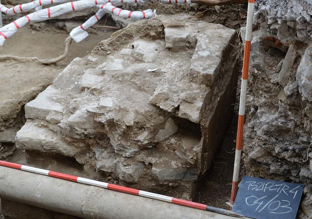 Importante scoperta a Trieste: resti archeologici preromani sul Colle di San Giusto