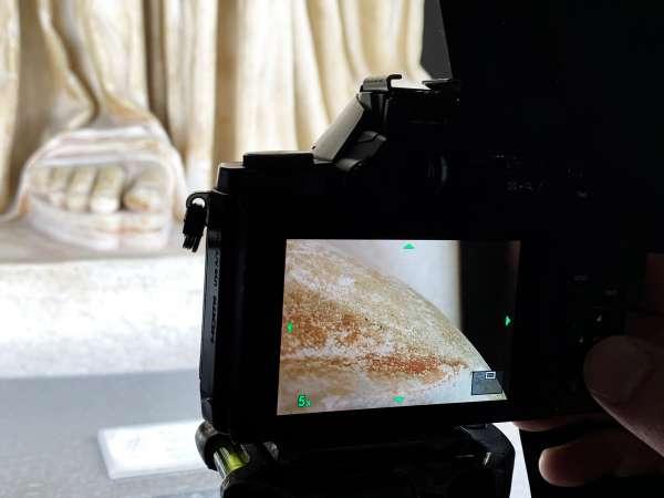 Il MANN digitalizza le statue della collezione Farnese