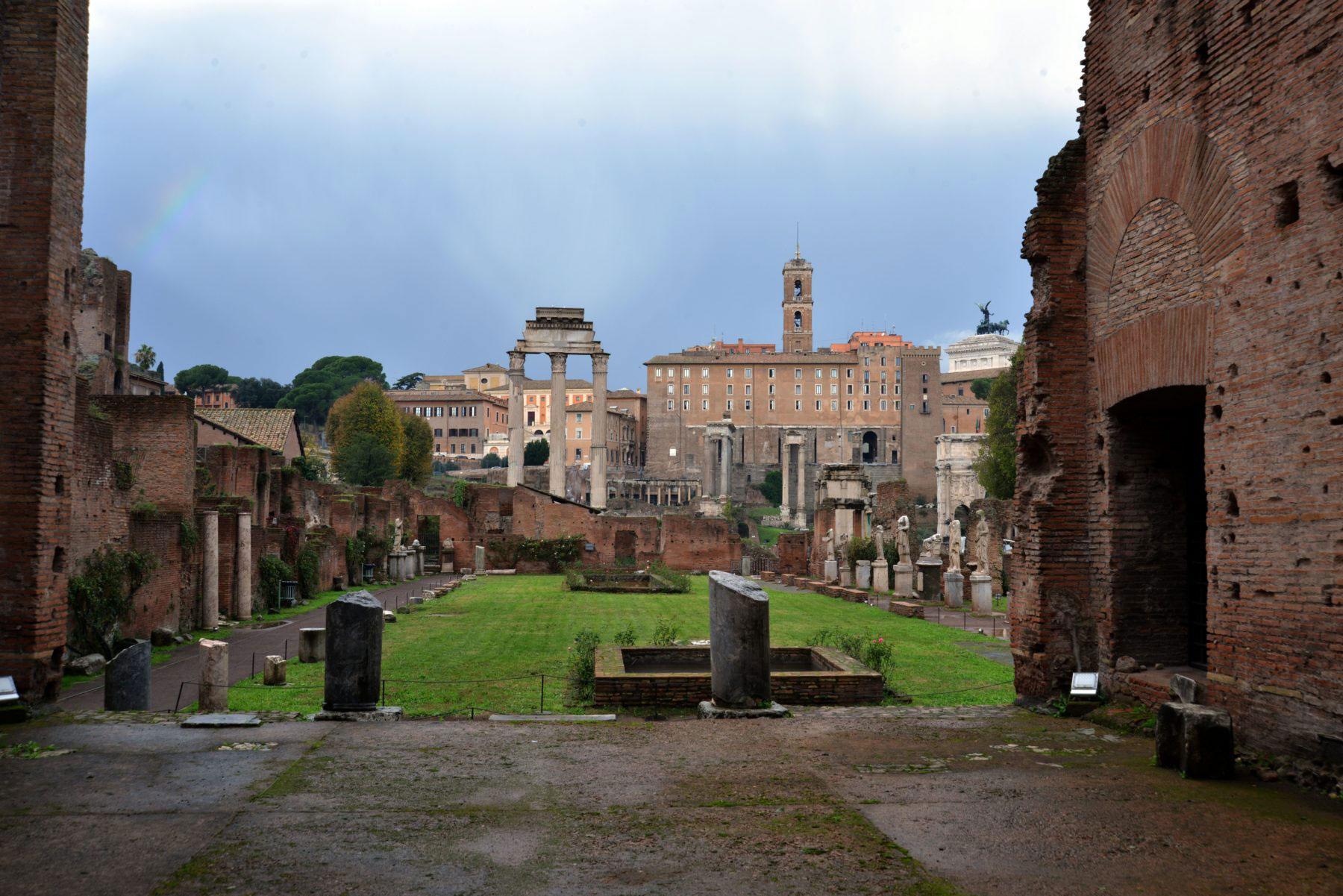 Roma, apre al pubblico la Casa delle Vestali dopo un lungo progetto di recupero