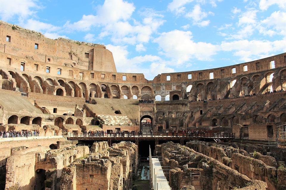 Roma, dopo quasi tre anni di restauro aprono al pubblico gli ipogei del Colosseo