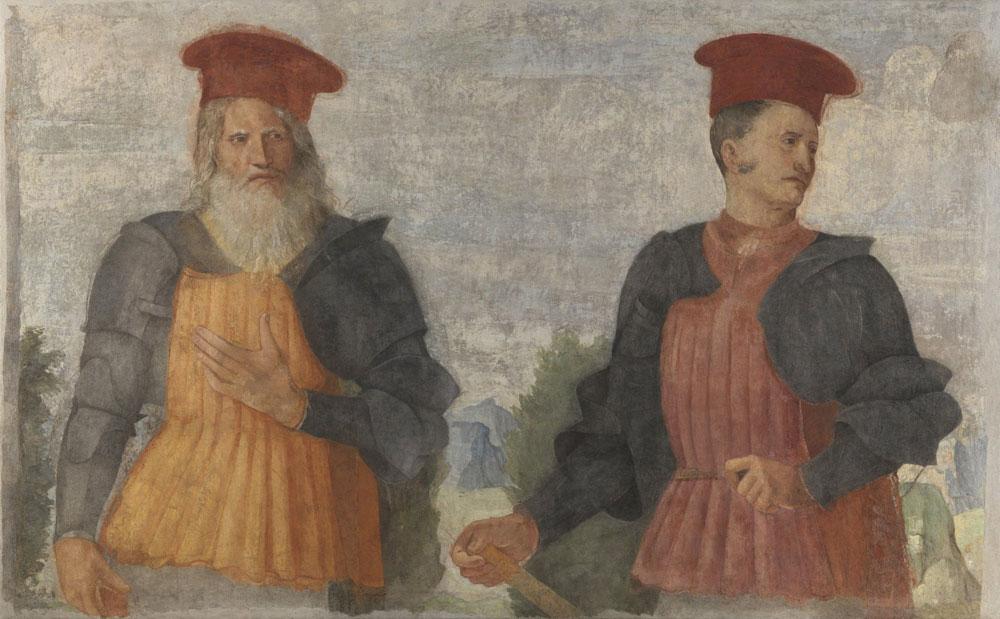 Sono di Romanino gli affreschi della Casa del Podestà a Lonato del Garda