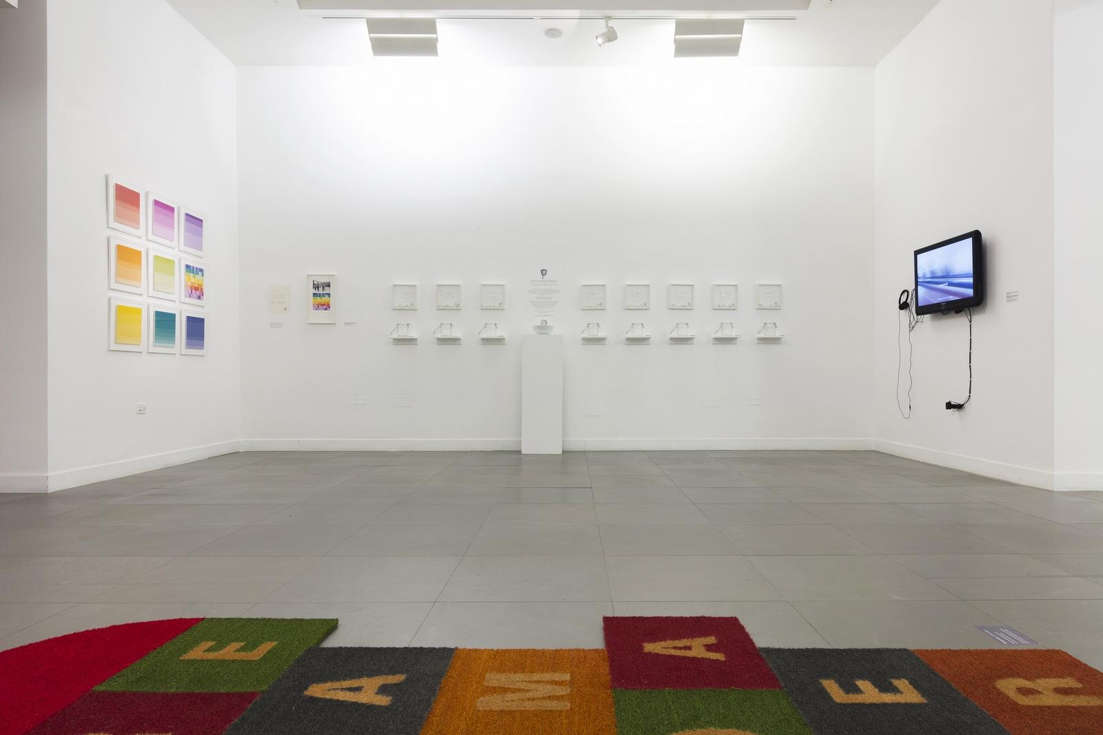 La Spezia, la mostra di Sabrina D'Alessandro che recupera le parole perdute