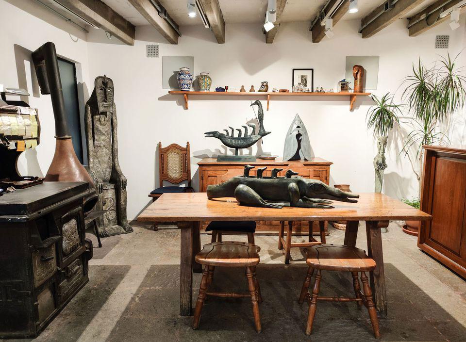 Apre al pubblico la casa-studio della surrealista Leonora Carrington a Città del Messico