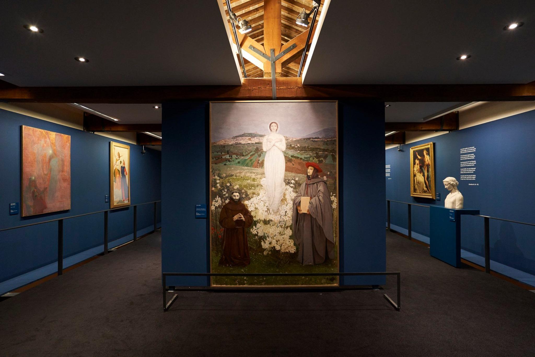 La mostra su Dante a Forlì (che chiude con 40mila visitatori) diventa un film